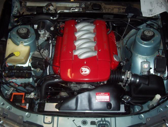 VS V8 Executive Series 2 Picture015-3