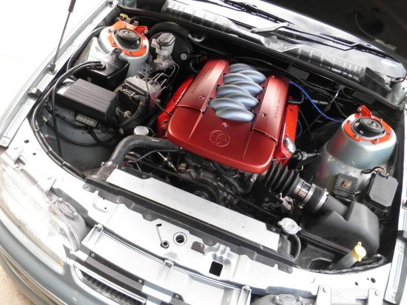 VS V8 Executive Series 2 P5140028
