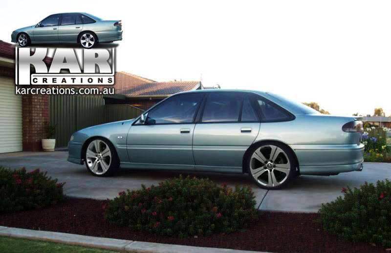 VS V8 Executive Series 2 Exec24-00