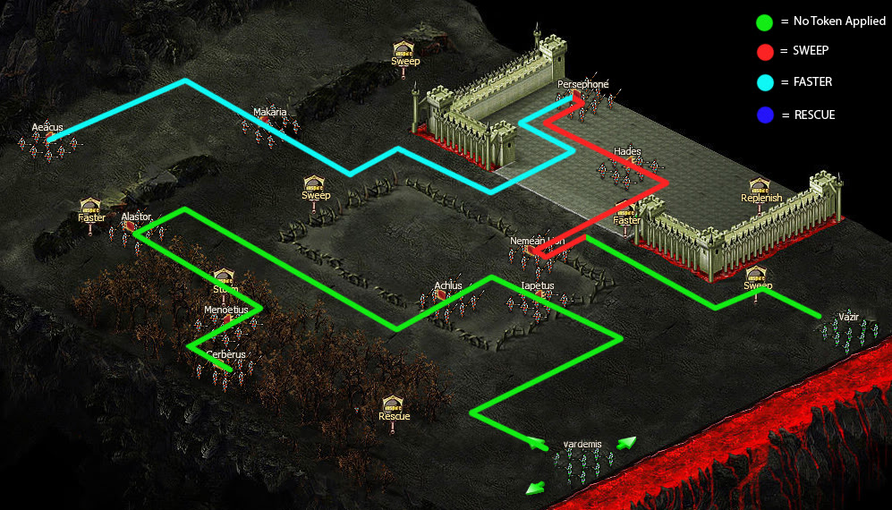#10 Hades' Dungeon II HD2Route5V-1V