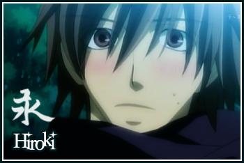 Que personaje de Junjou Romantica eres??? *O* Hiroki-eternity