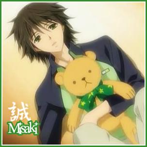 Que personaje de Junjou Romantica eres??? *O* Misaki-sincerity