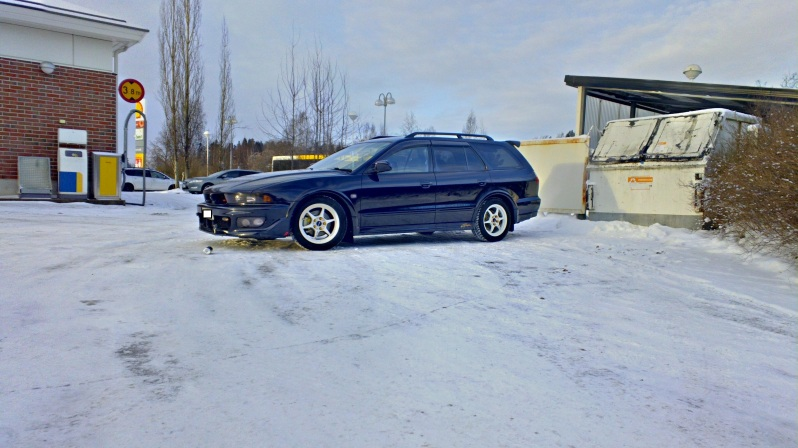Talvilook/Winter beater 20121204_123357