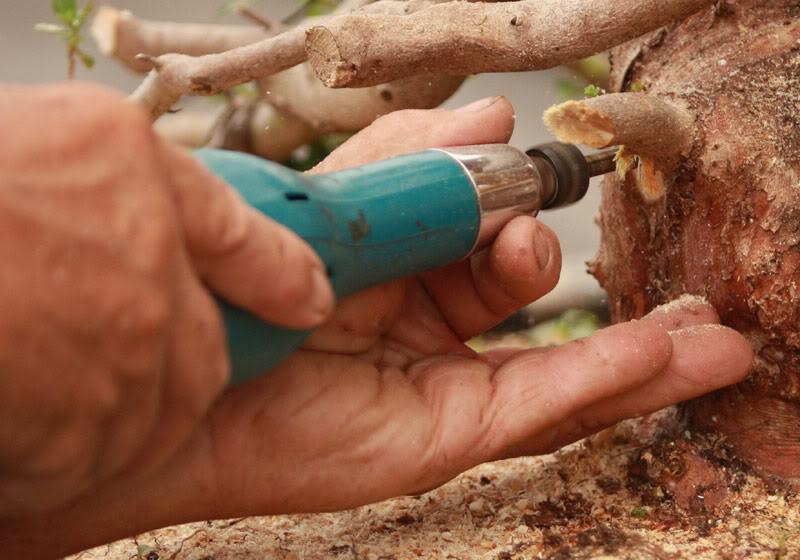 die grinder, tools question Control