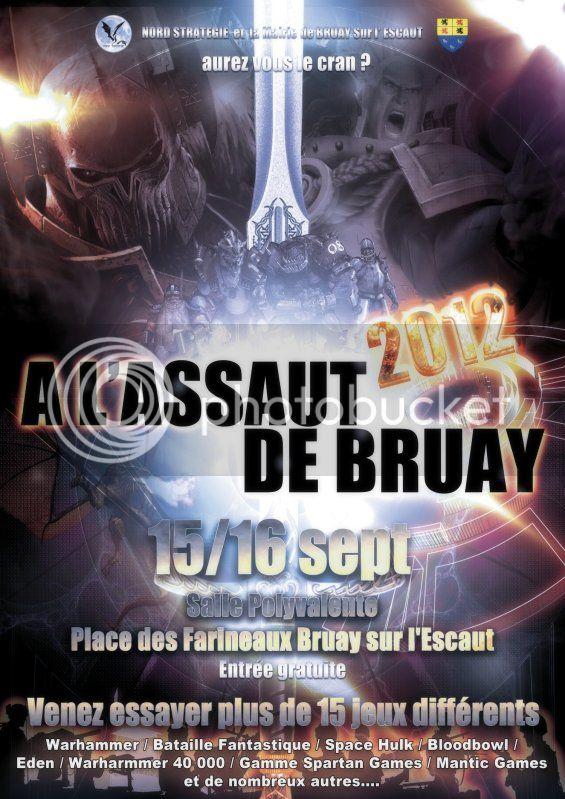 """[Valenciennes] Convention """"A l'assaut de Bruay"""" 15-16/09/12 2012"""