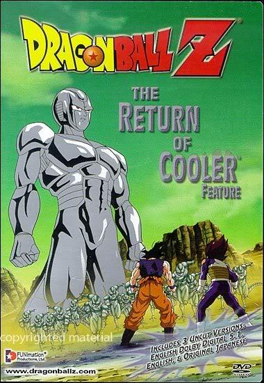 [Filme] Dragon Ball Z 6 - Return of Cooler Zzzzzzzzzreturn