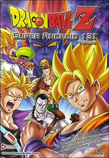 [Filme] Dragon Ball Z 7 -  Super Android 13 Zzzzzzzzzzandro