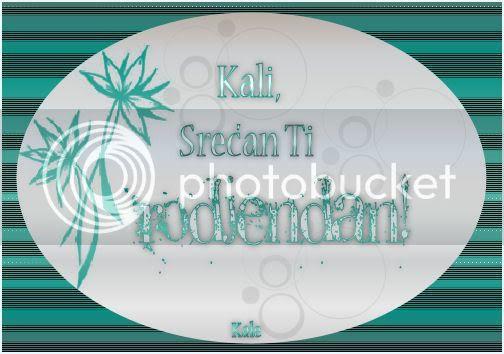 Kali srecan... Kali-2