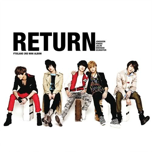 "[F.T.Island]Tracks from F.T. Island's ""Return"" 20110523_ftilsand"