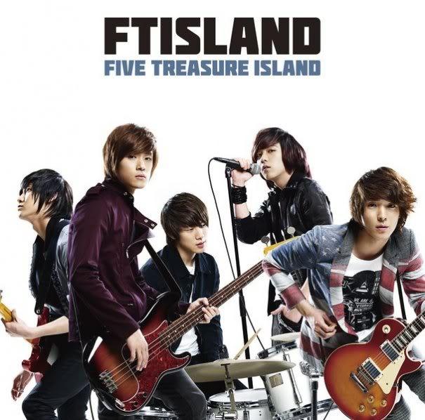 """[F.T. Island]FT ISLAND's """"FIVE TREASURE ISLAND"""" Audio Revealed 7802-oybwekjx6g"""