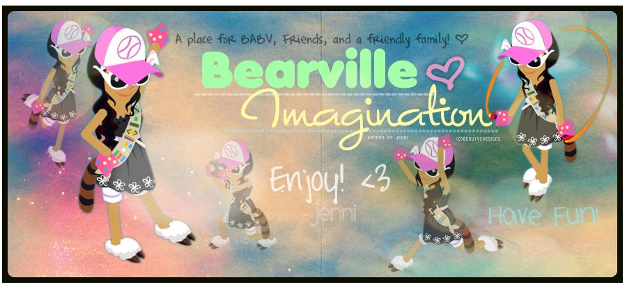 Bearville Imaginaton