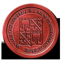 Annonces officielles du Conseil Ducal du Bourbonnais-Auvergne - Page 4 Sceaubourbonnaisrouge