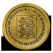 Annonces du Conseil Ducal - Page 20 Sceaunormandiejaune