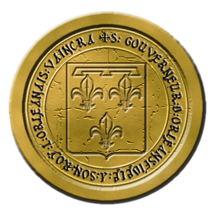 [Orléans] Bilans des conseils  Sceaugouverneurorleansjaune