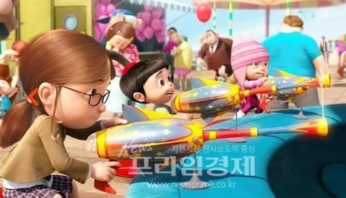 """[14.07.10][NEWS] SNSD Taeyeon và Seohyun lồng tiếng cho bộ phim hoạt hình 3D """"Super Bad (Despicable Me)""""  20100712124224432f0_194200_0"""