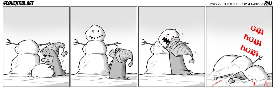 Gravity is Logical SAsnowman