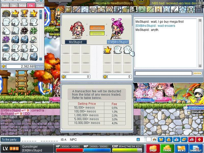 Events hosted by [EM]MrsStupid Maple0005-4