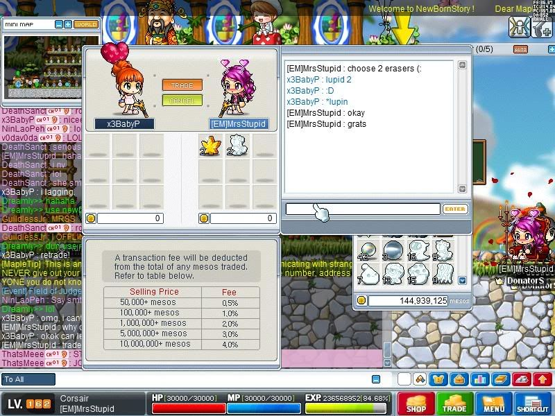 Events hosted by [EM]MrsStupid Maple0030