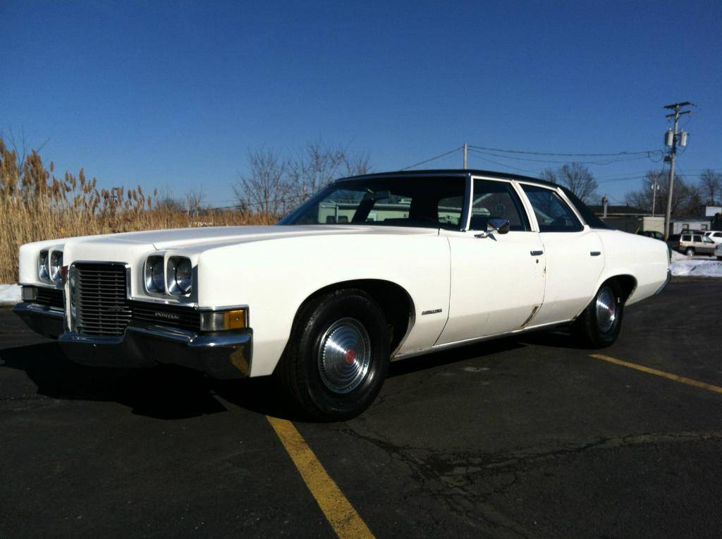 Got Stupid and Bought an Old police Car, 71 Catalina Freeway Enforcer 71CatLtFront_zps68f4e2b0