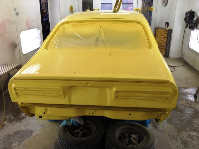 my 1977 Astre Formula Project AstreRearView3-22-12_zps185e04dc