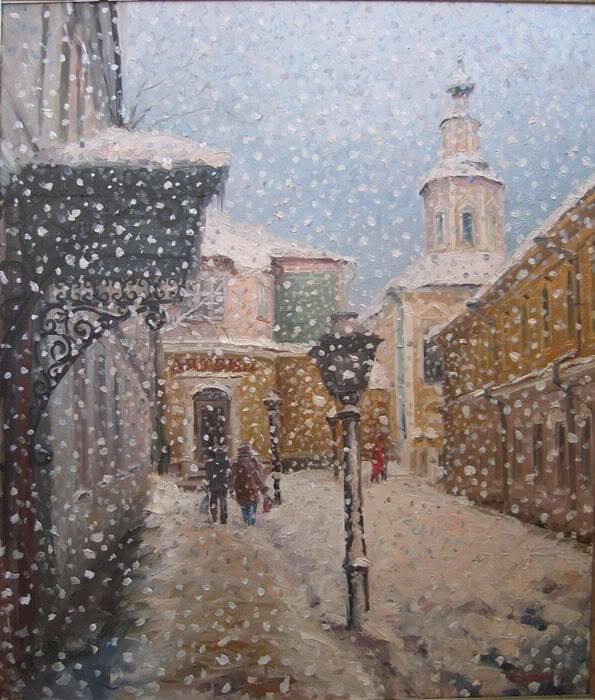 Cae la nieve IgorRodionov2