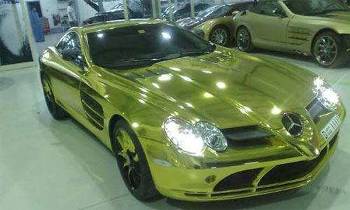 siêu xe mạ vàng  T368217
