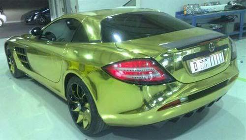siêu xe mạ vàng  T368220