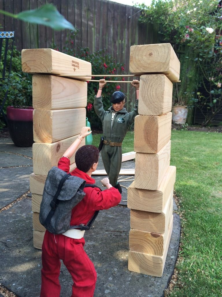 Part 4 - The Assault course -Or what can Gunner1.0 do with a Giant Jenga set ? B033C2C6-BC6E-4915-ACF5-7503507E5C98_zpszvmnpl4f
