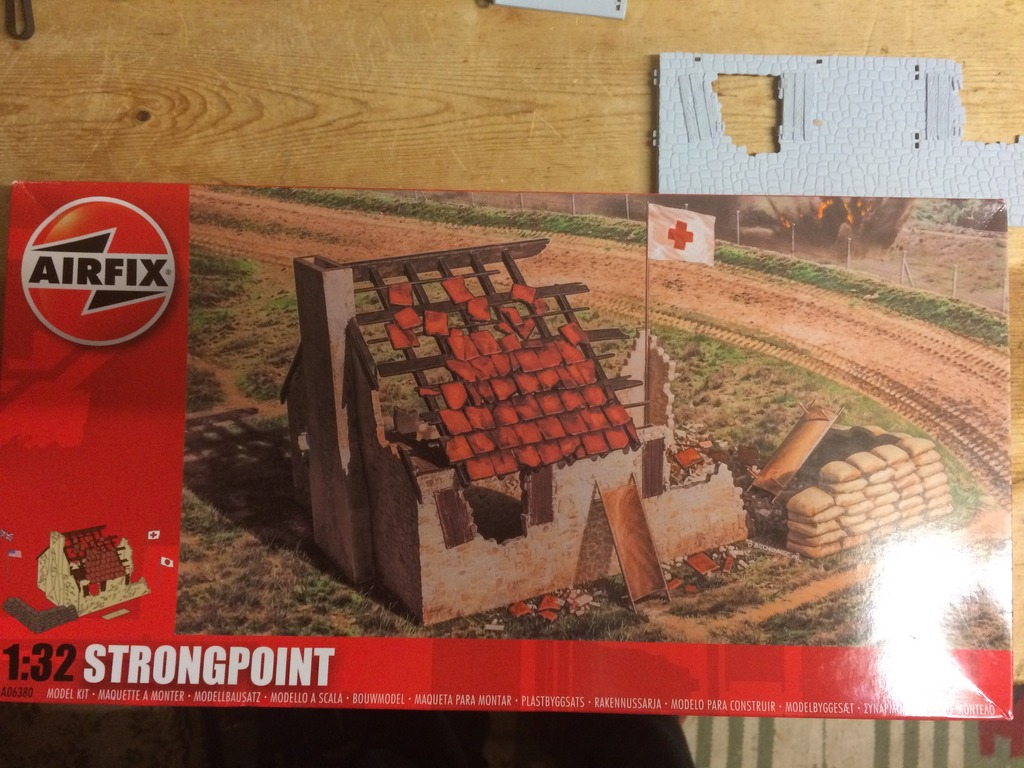 Project : Airfix Strongpoint  or Measure once , cut twice..the prototype. 1226F788-6435-4986-9659-C24F69C932D7_zpsr7dlwsrt