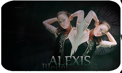 Cindee's~ s t u f f  :D Alexisbledelrara