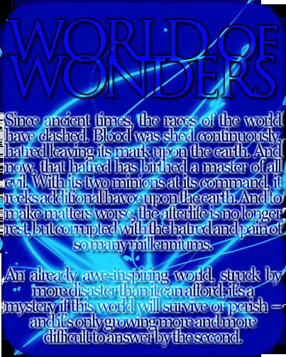 World of Wonders~  Wowonead