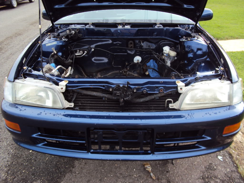 Ivan's AE101 Build Thread 4AGE 20V BT 6Spd LSD Shaved Tucked From Puerto Rico - Page 5 DSC03747
