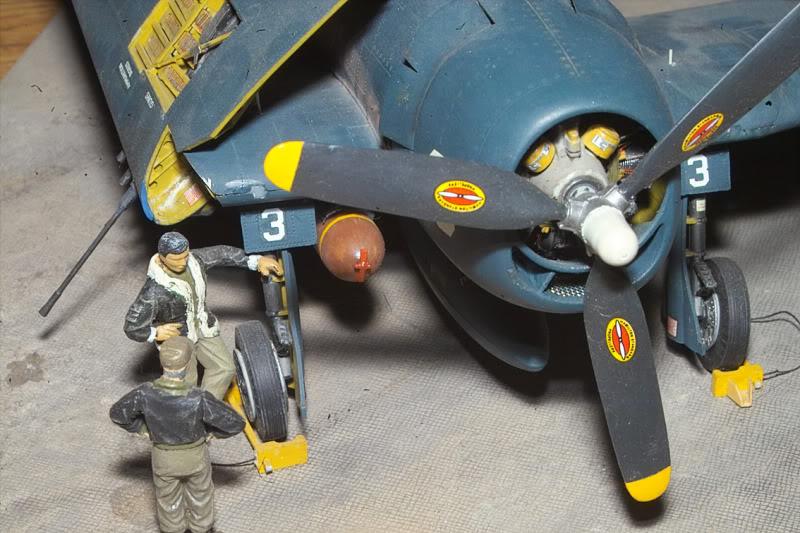 Hellcat F6F 5N Eduard 1/48 par PascalB - Page 2 IMG05599