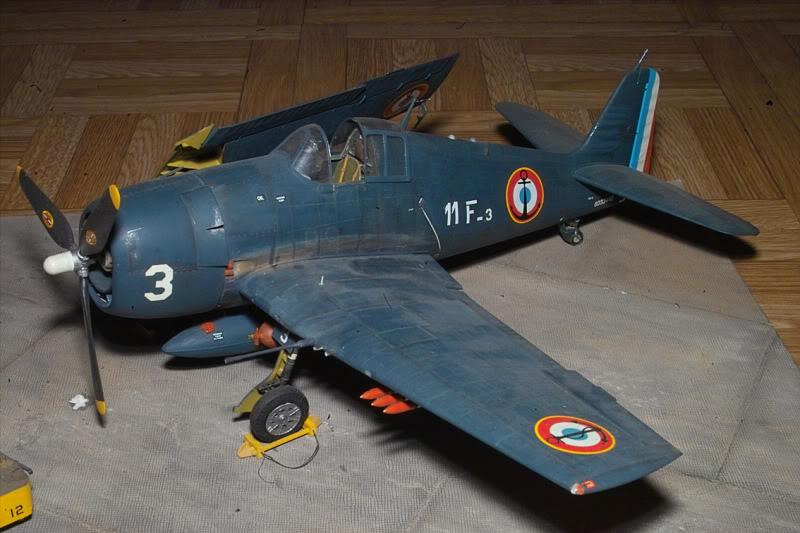 Hellcat F6F 5N Eduard 1/48 par PascalB - Page 2 IMG05601