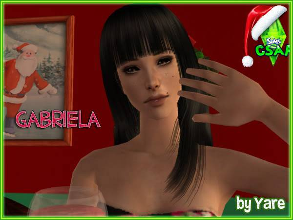 :: CSAF CALENDAR ADVENT DIA 27 :: Gabriela02