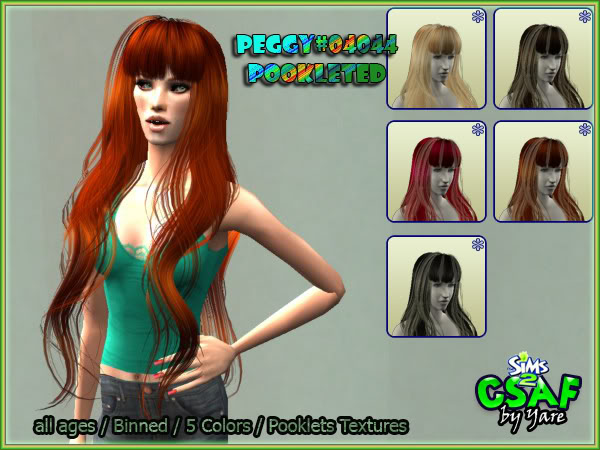 :: Updates Simmers 16/10/2010 ::  Peggy04044