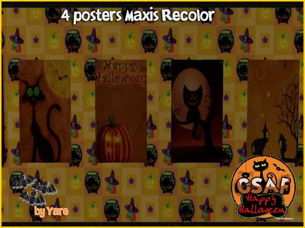 :: Updates Simmers 21/10/2010 ::  Posters01
