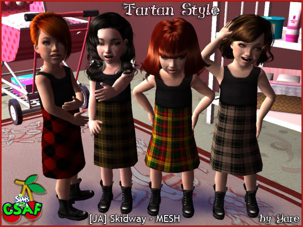 :: Updates Simmers 21/10/2010 ::  Tartanstyle