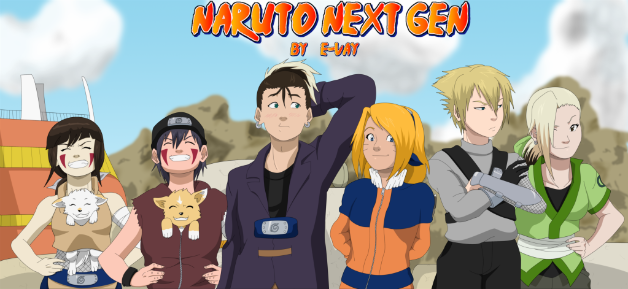 Rol Naruto Next Generation
