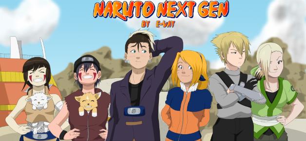 Rol Naruto Next Generation