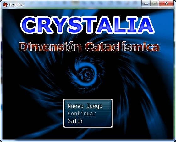 Crystalia: Dimensión Cataclísmica Titulo_zps5b03e46a