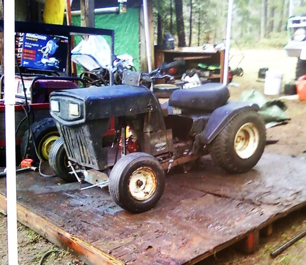 Project Viking Rally/Race mower 0212121246-00