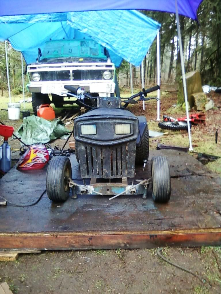 Project Viking Rally/Race mower 0212121247-00