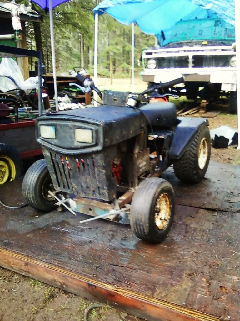 Project Viking Rally/Race mower 0212121247-01