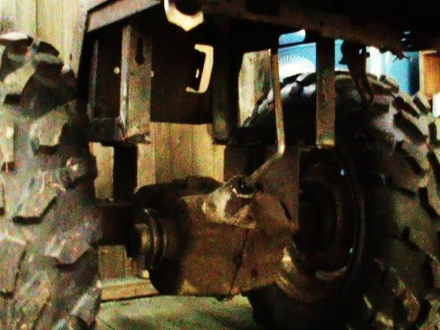 General Lee Monster Mower! DSC00071