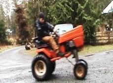 General Lee Monster Mower! M2U00142_0002