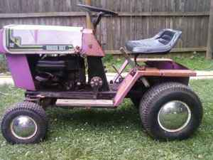 Pick up lawn tractor - Page 3 Yarcticcat