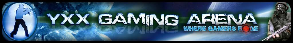 YXX Gaming Arena Forums - Home YXXGamingArenaBannerv34