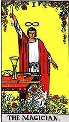 Tarot Worskshop Magician