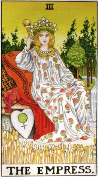 Tarot Worskshop - Page 2 The-empress-tarot-card